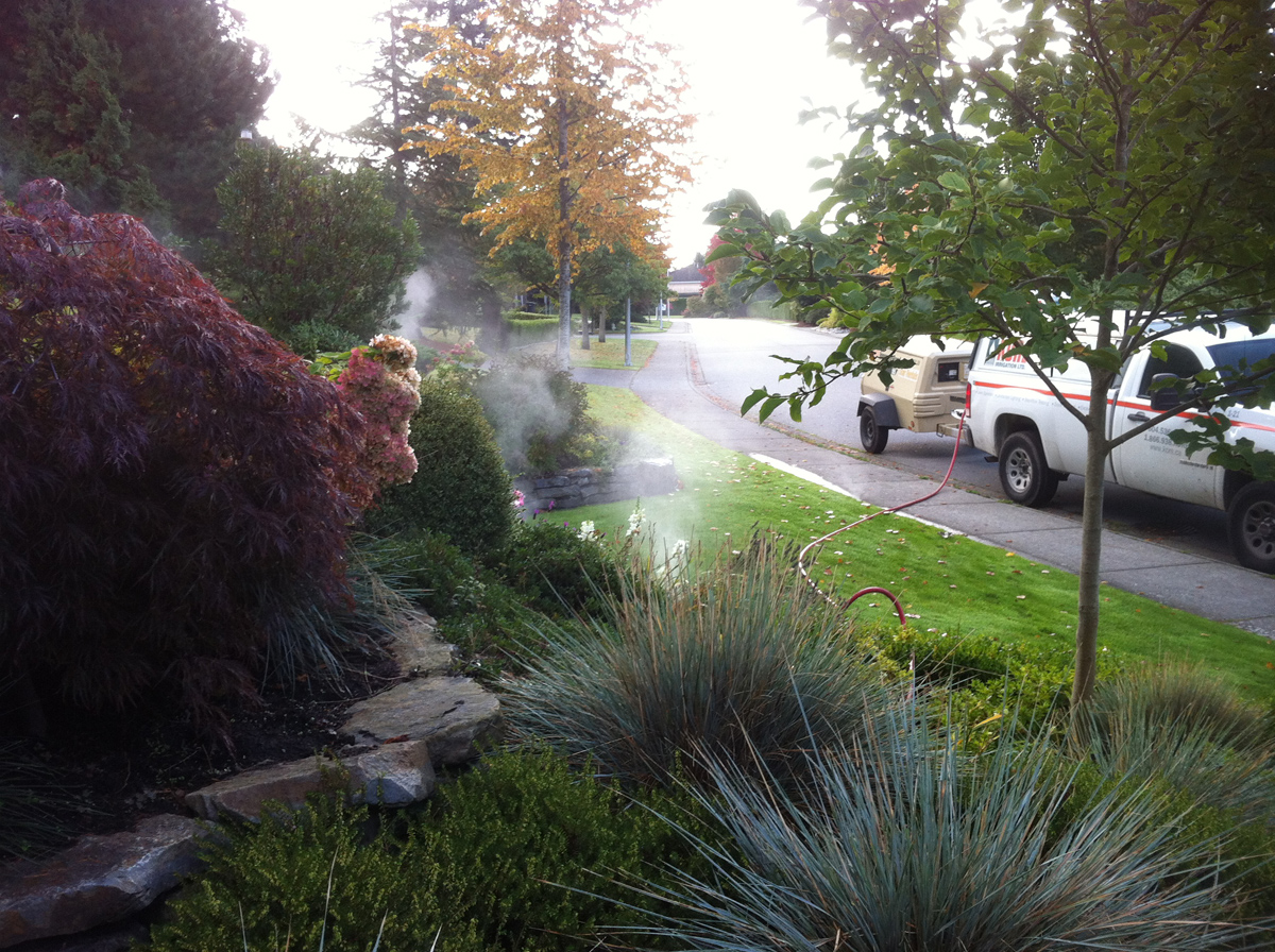 Vancouver Irrigation System Maintenance And Repairs