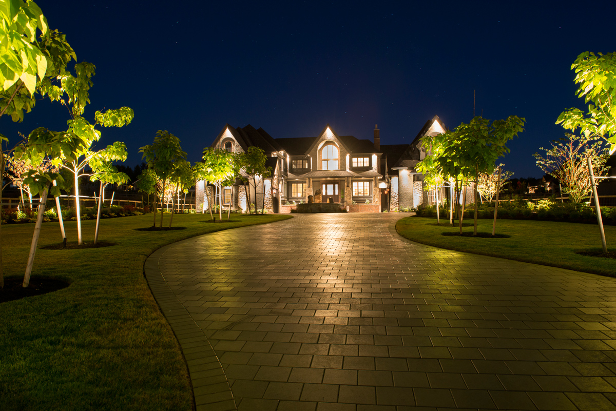 Landscape lighting for your vancouver property high point res 2 langley bc vista 5103 2250 brilliance aloadofball