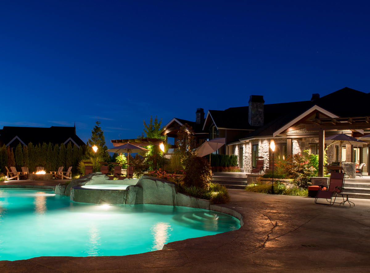 Landscape Lighting Vancouver For Your