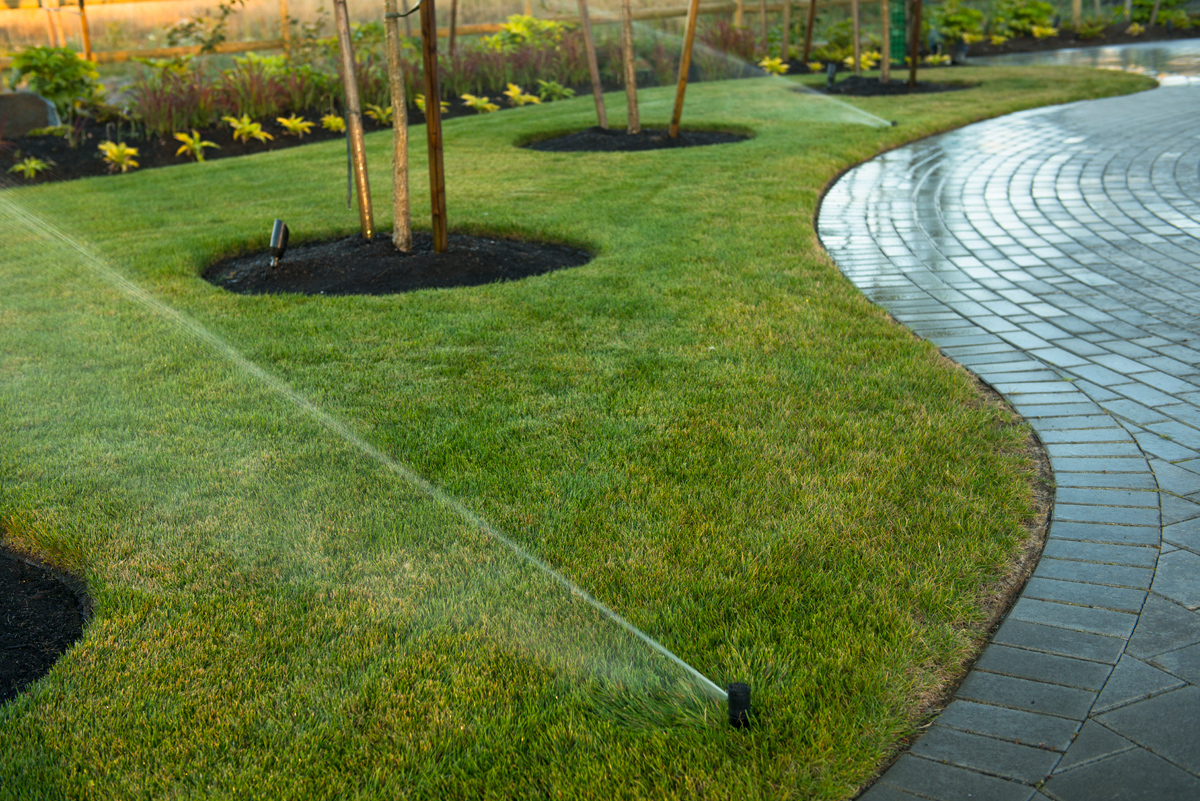 Residential Sprinkler Systems From West Vancouver To